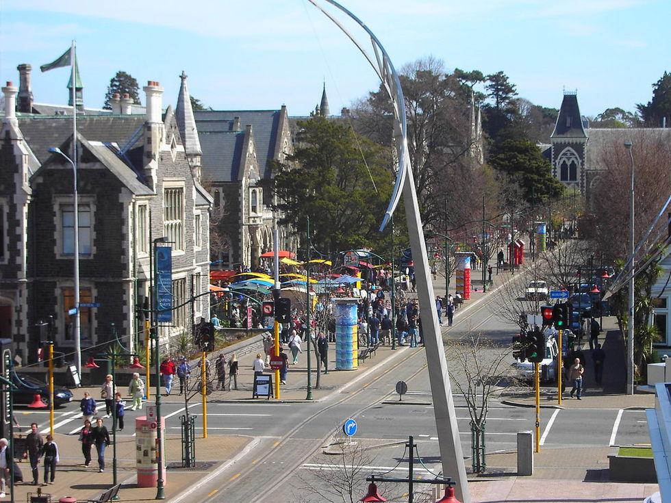 Dating Nya Zeeland Christchurch