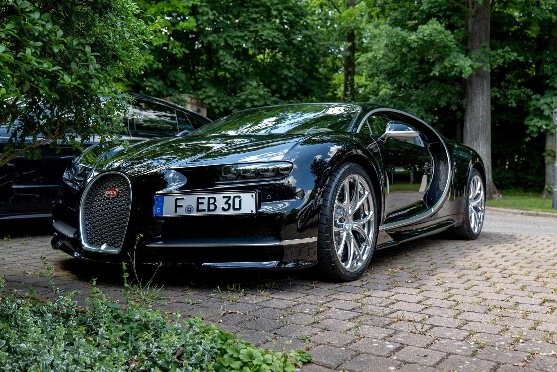 Carspotting: Bugatti Chiron