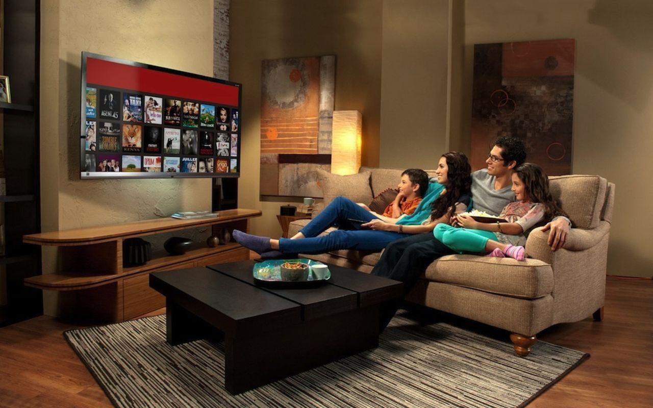 Netflix listar TV-apparater som ger bäst Netflix-upplevelse