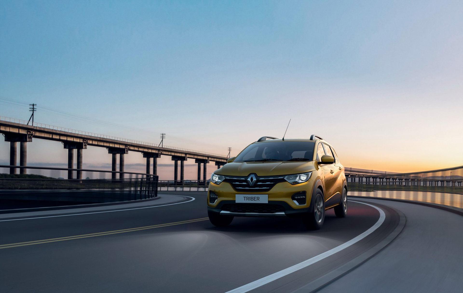 Renault presenterar Triber