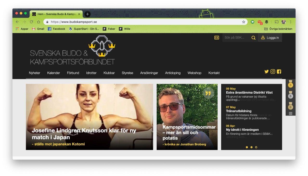 Kampsportsförbund la ut medlemmars id-handlingar på nätet