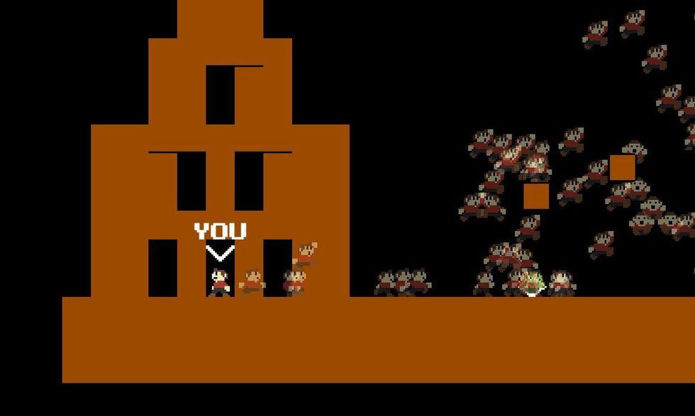 Mario Royale byter namn till Infringio Royale