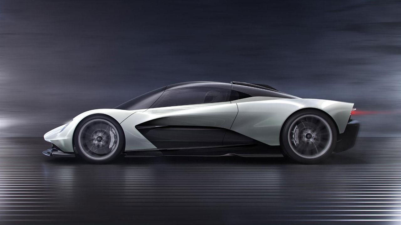 James Bonds nya tjänstebil är Aston Martin Valhalla