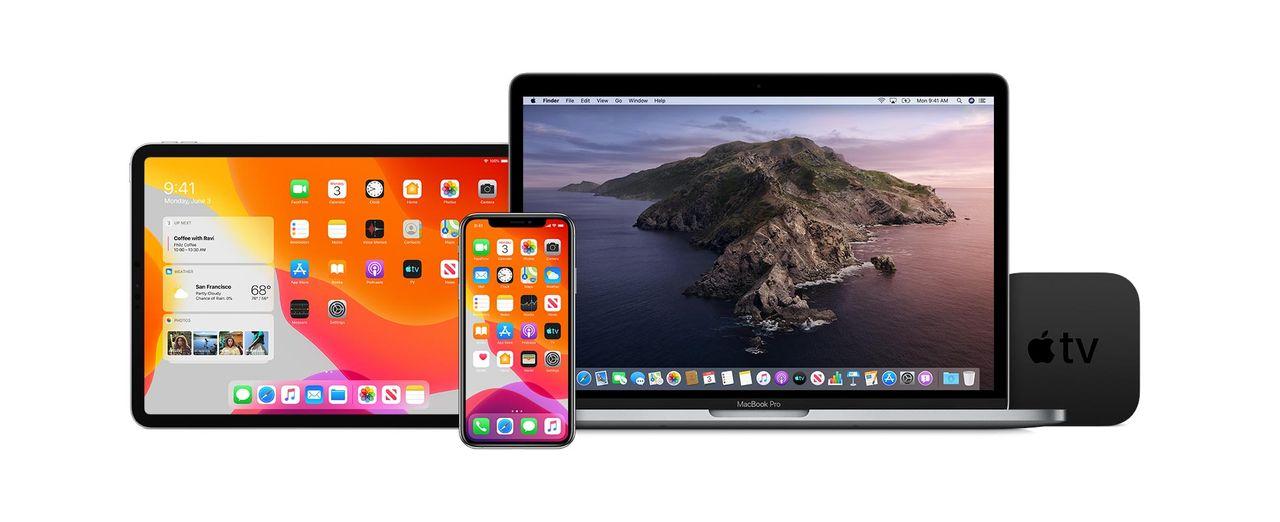 Nu finns publika betor av Apples operativsystem