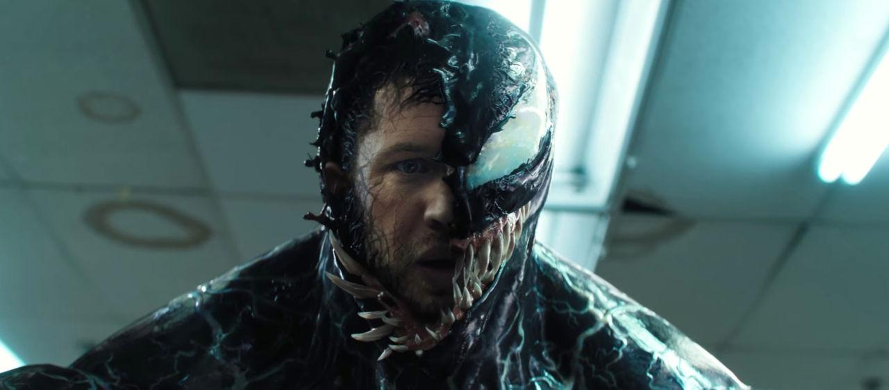 Tom Hardy återvänder till Venom 2
