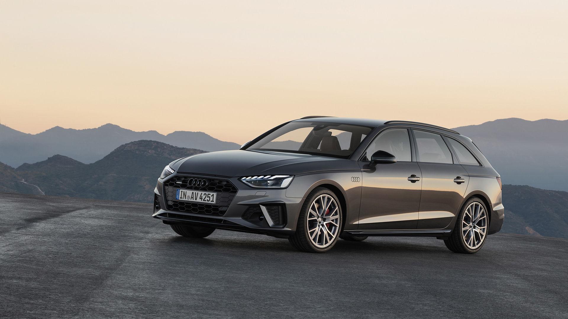 Ansiktslyftna Audi A4 blir din för 370.200 kronor