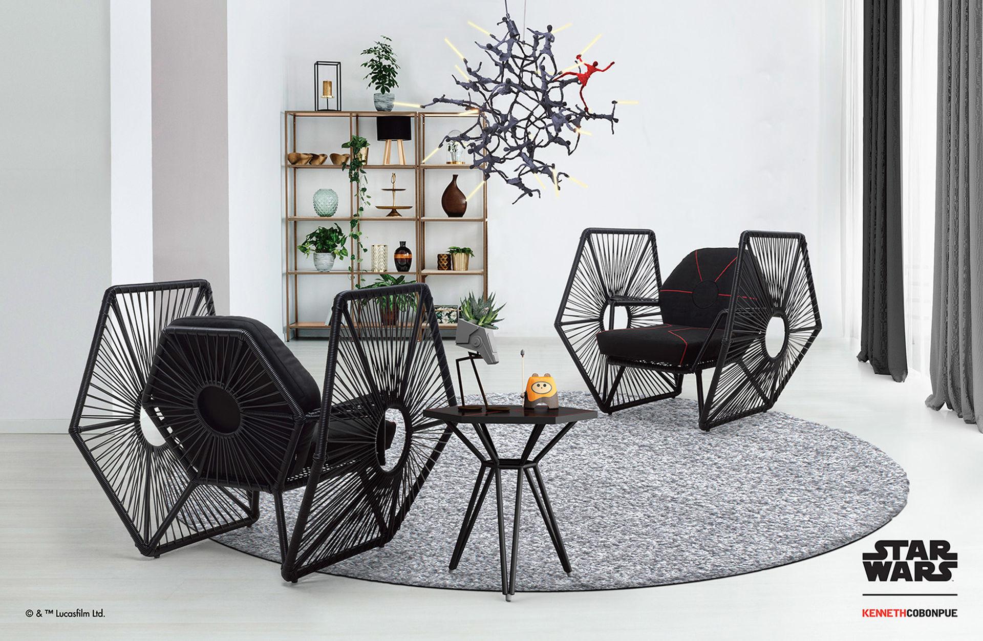 Möbler med Star Wars-tema