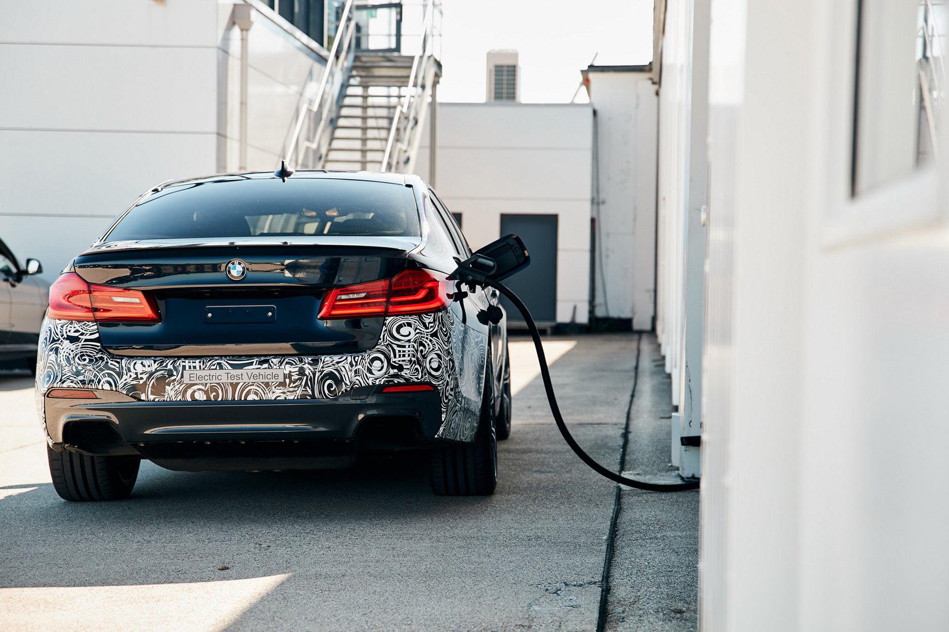 Power BEV är BMW:s testbänk för kommande elbilar