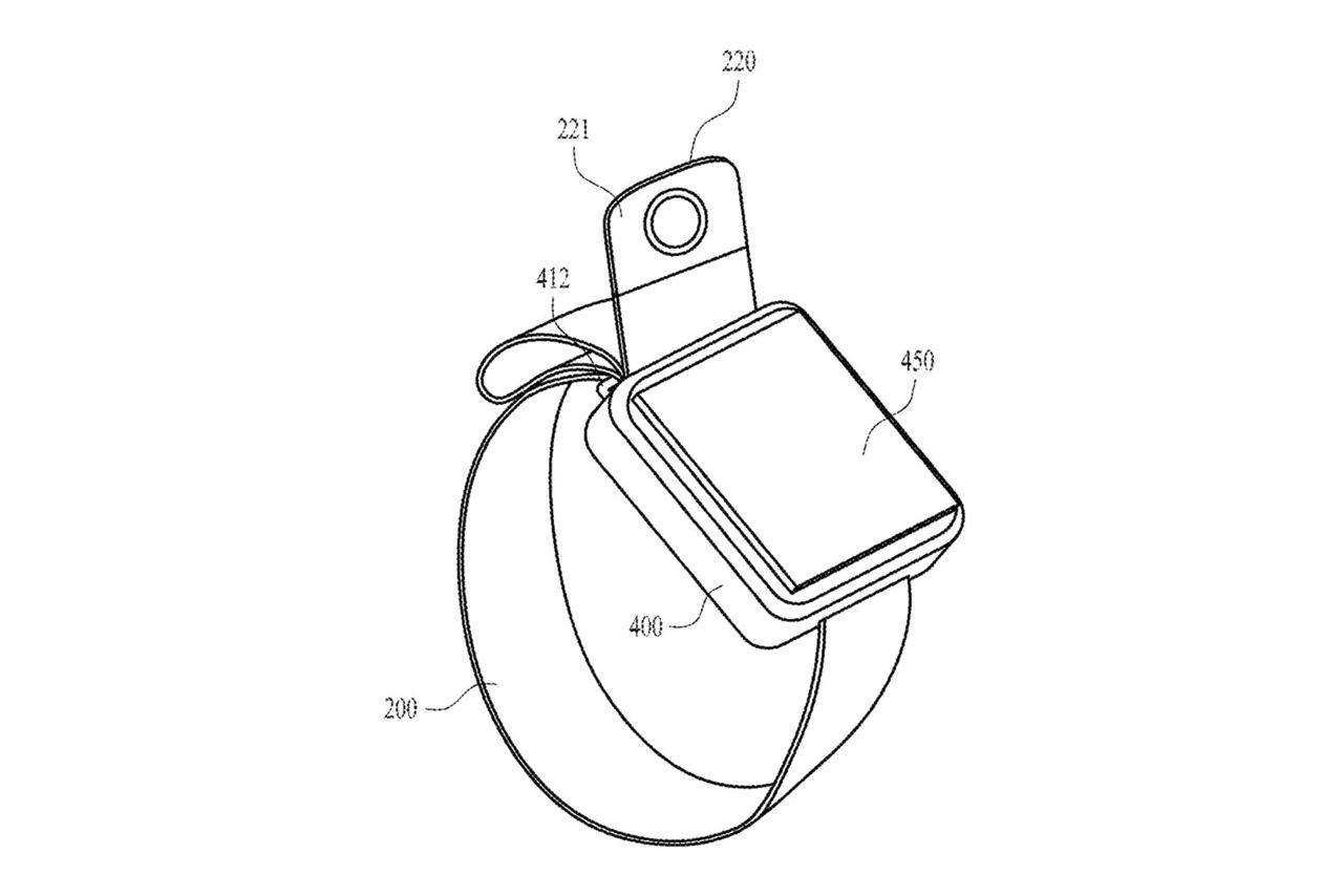 Kommer Apple Watch att få en kamera?