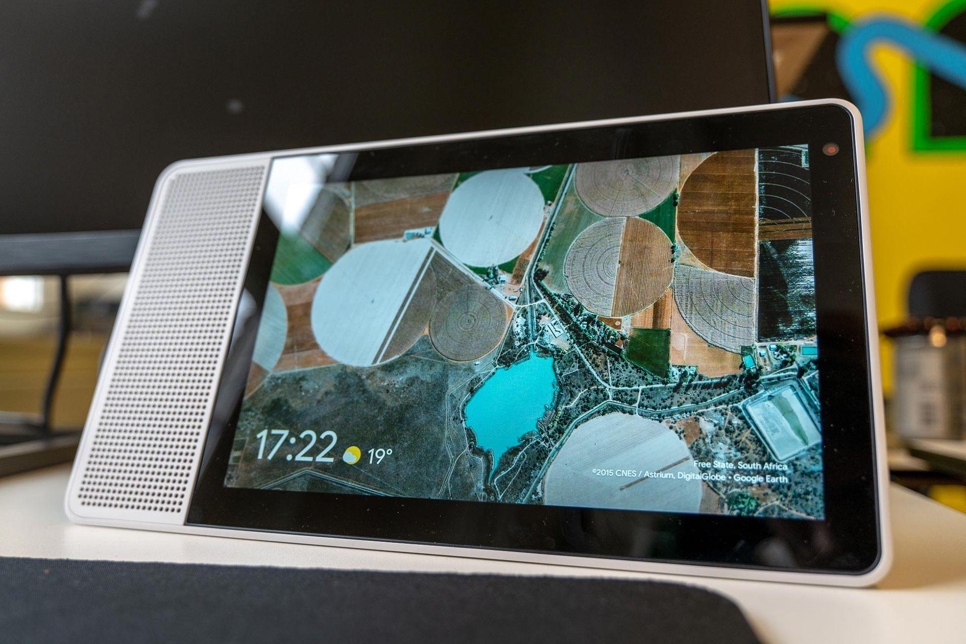 Lenovo Smart Display är ett härligt komplement till G Home