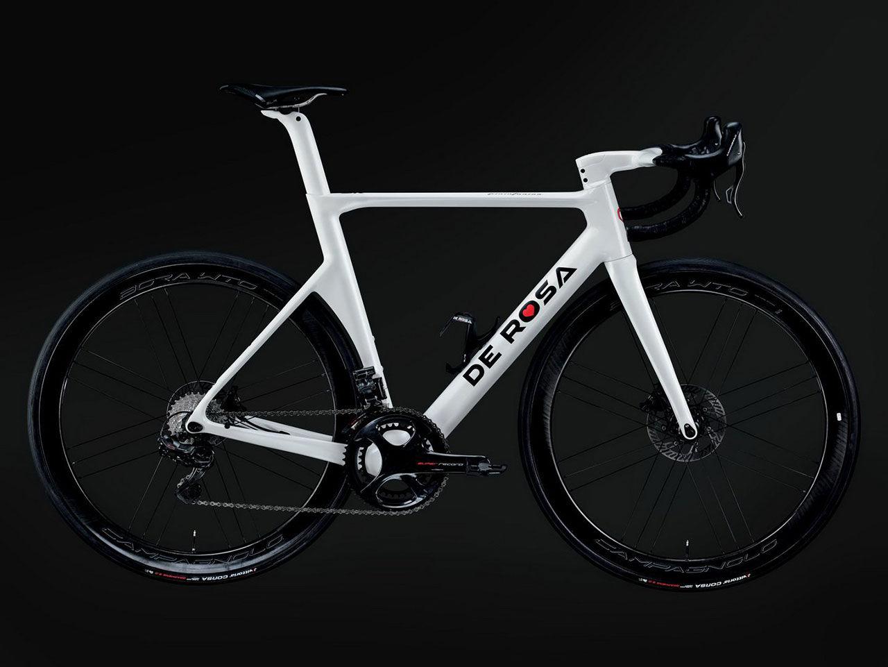 Pininfarina har ritat cykel åt De Rosa