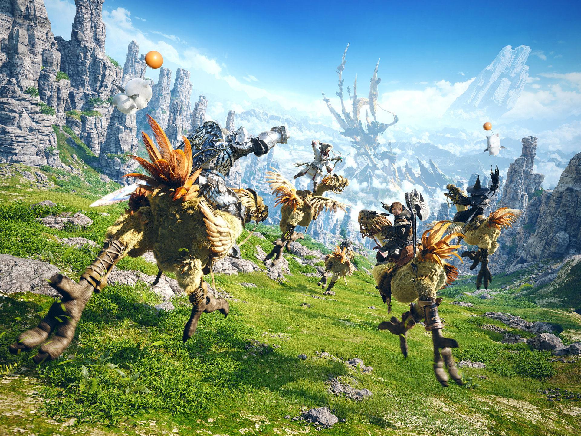 Final Fantasy XIV blir tv-serie