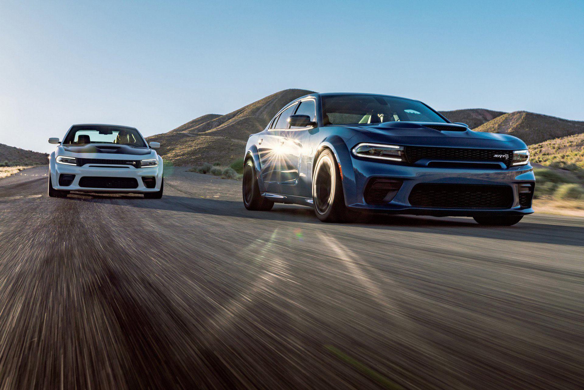 Dodge rullar ut Charger SRT Hellcat Widebody