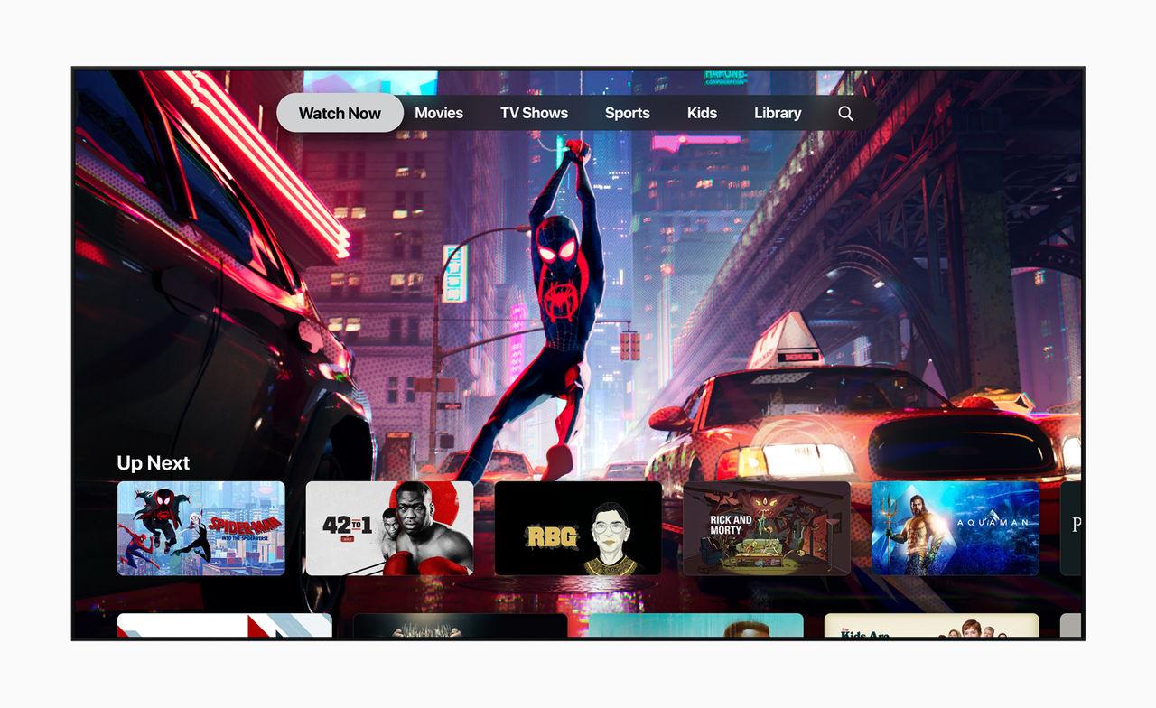 Apple TV+ ska satsa på kvalitet framför kvantitet