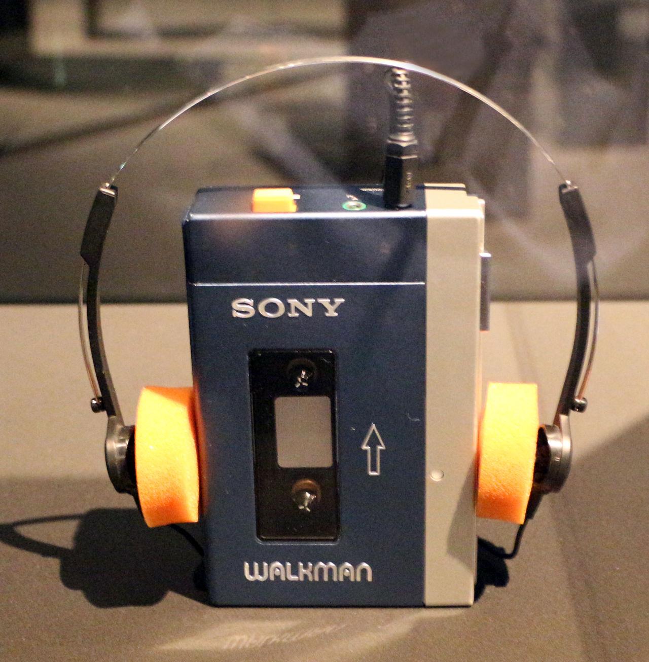 Tut i luren - Sony Walkman 40 år!