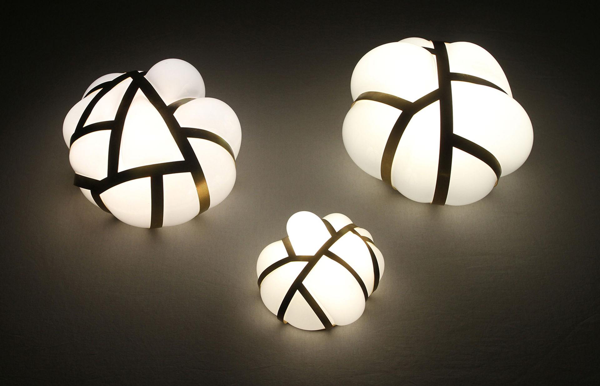 En lampa inspirerad av Mini:s ikoniska design