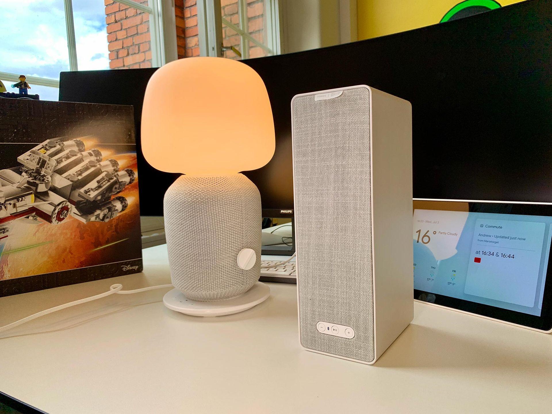 Vi har kollat in Sonos och IKEAs samarbete Symfonisk