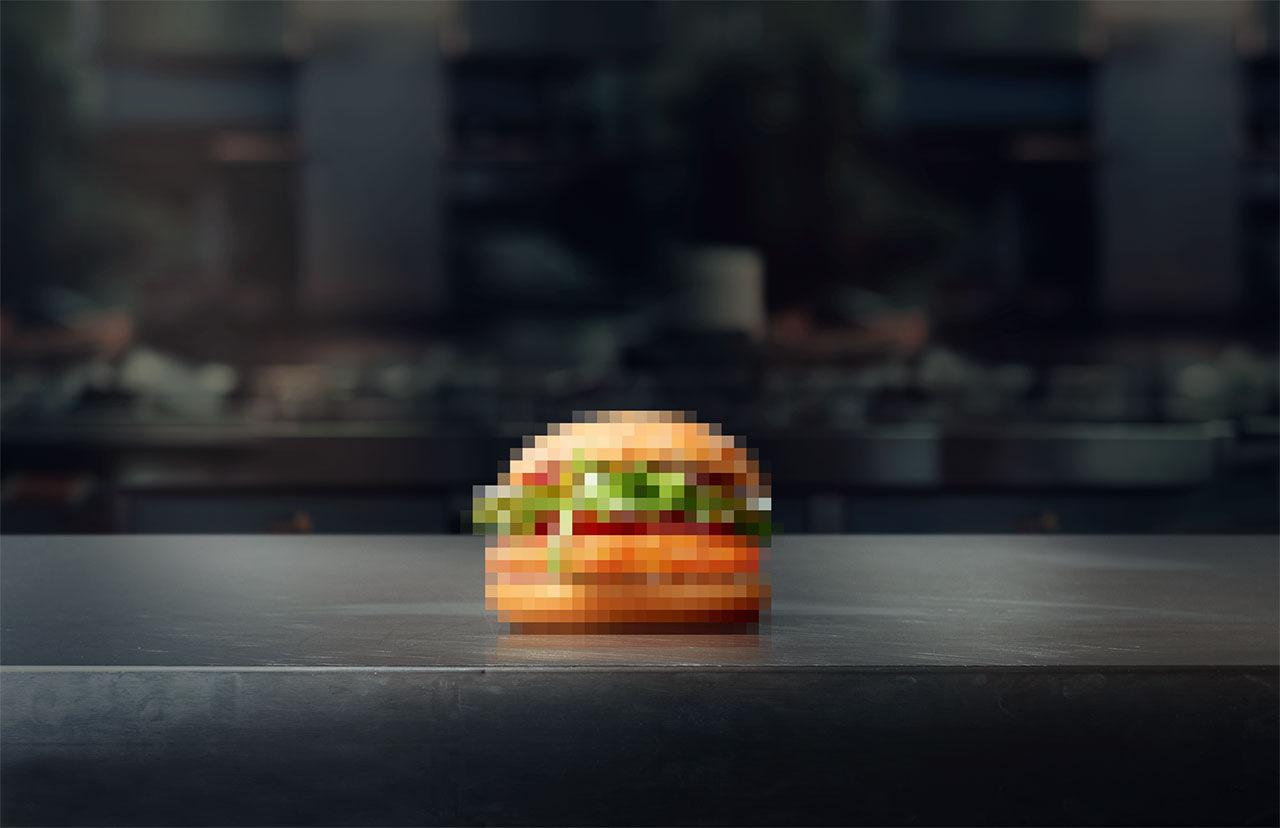 Ny vegetarisk burgare från McDonald's på gång