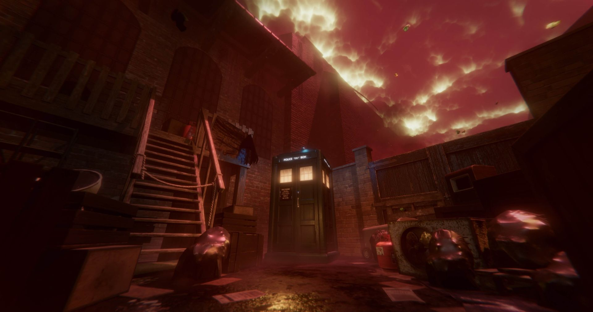 VR-baserat Doctor Who-spel kommer i höst