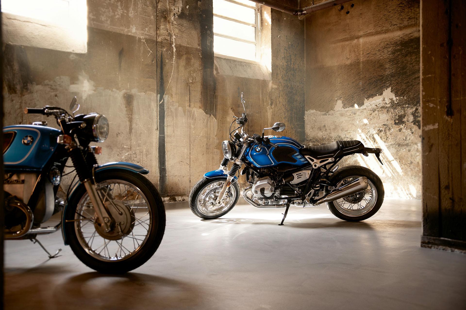 BMW firar 50 år av motorcykeln /5
