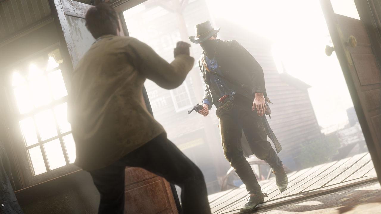 Ytterligare livstecken från Red Dead Redemption 2 till PC