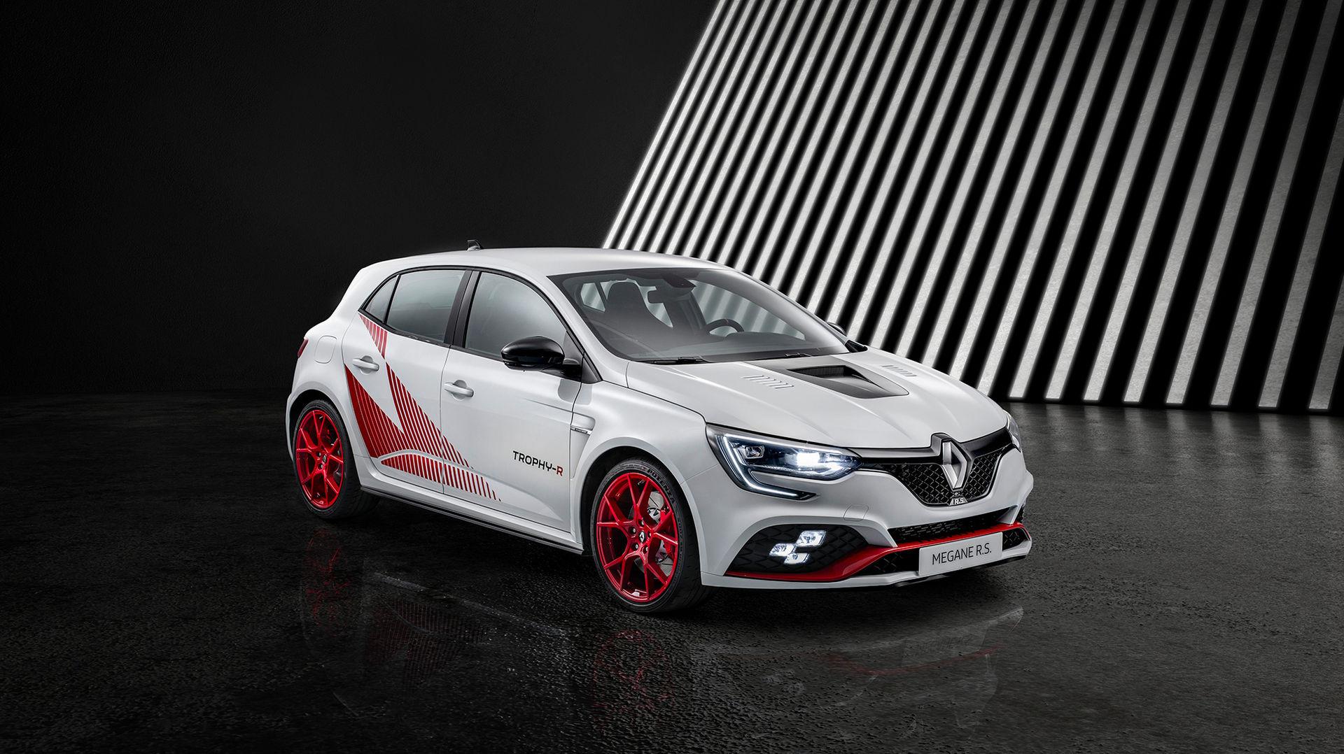 I höst kommer Renault Mégane R.S. Trophy-R