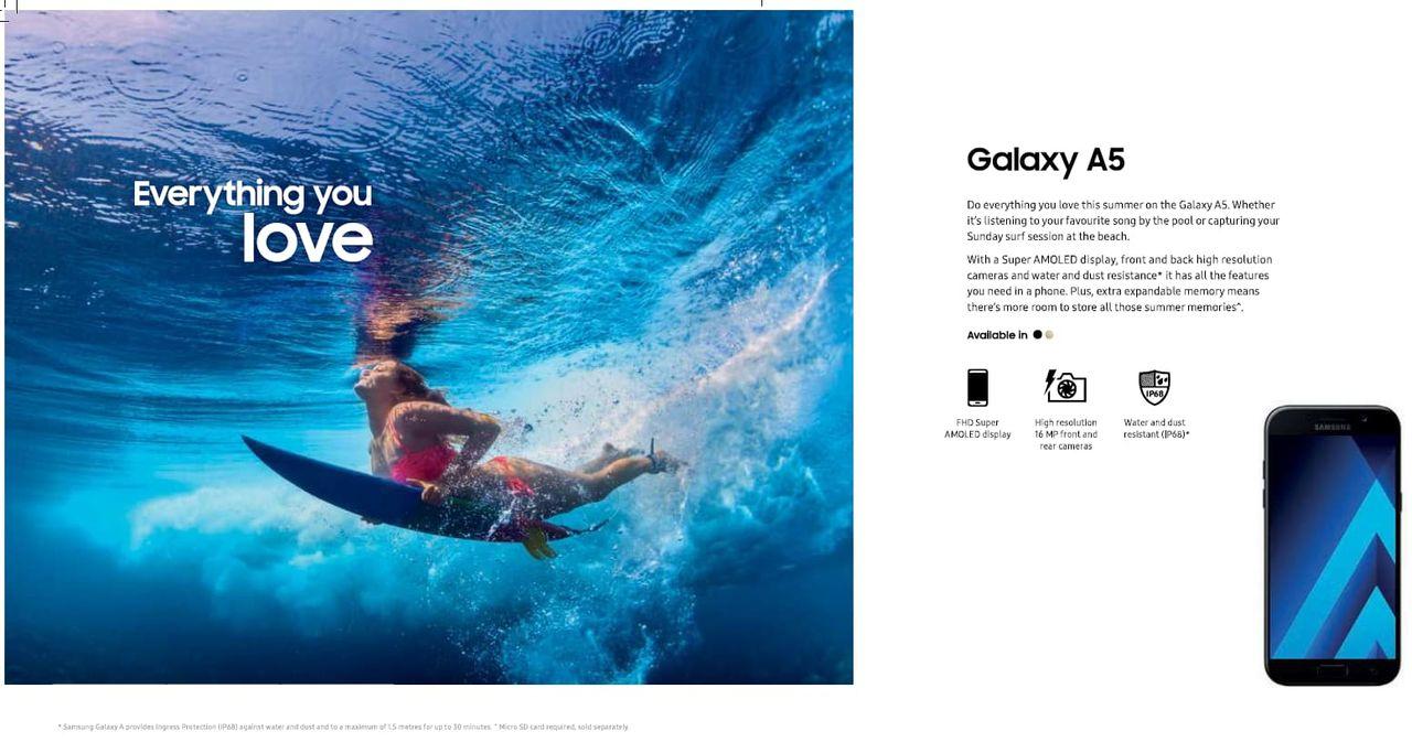Samsung anmäls för reklam i Australien