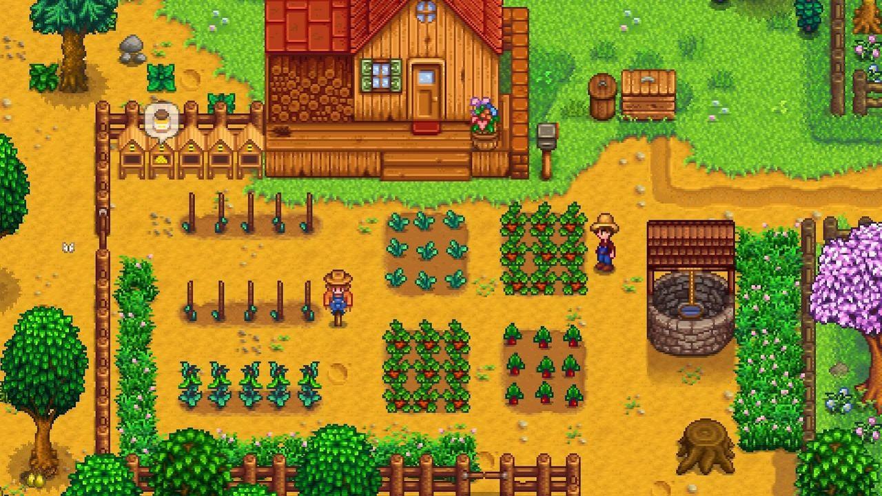 Multiplayer i Stardew Valley släpps inom kort på konsol