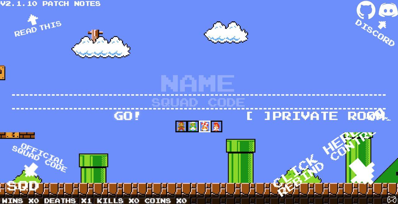Mario Royale är tillbaka