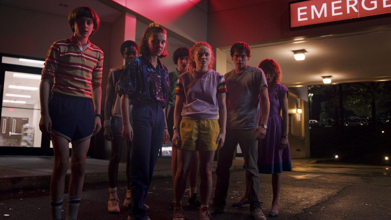 Stranger Things slår rekord på Netflix