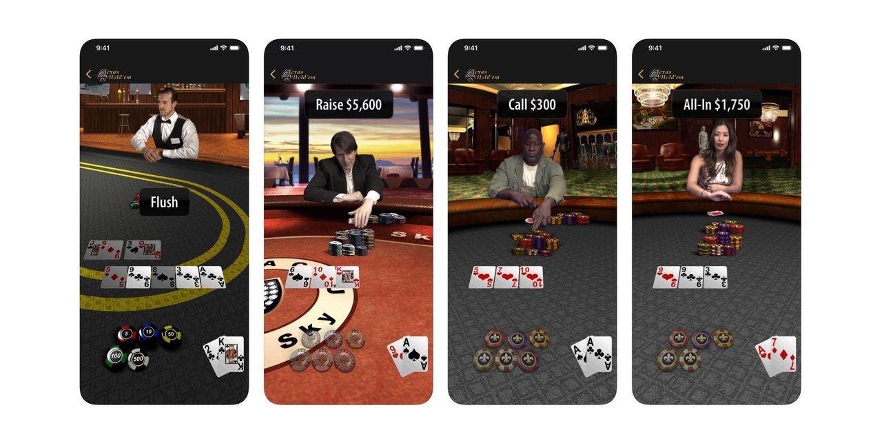 Apples Texas Hold'em gör comeback på App Store