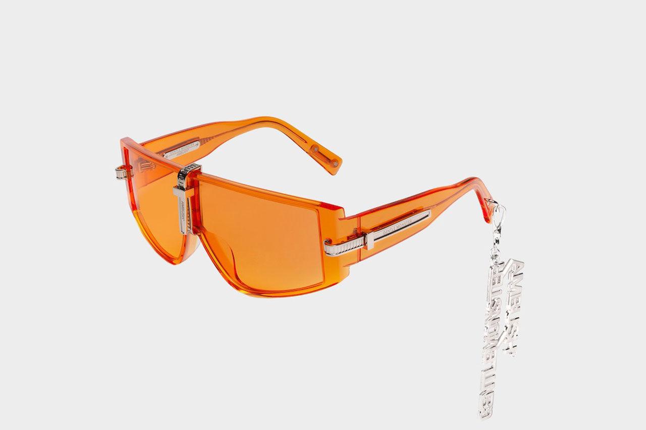 David Bowie-inspirerade solglasögon