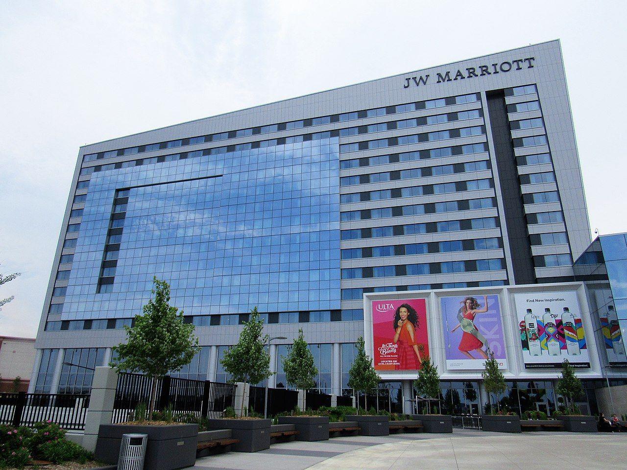 Hotellkedjan Marriott riskerar miljardböter