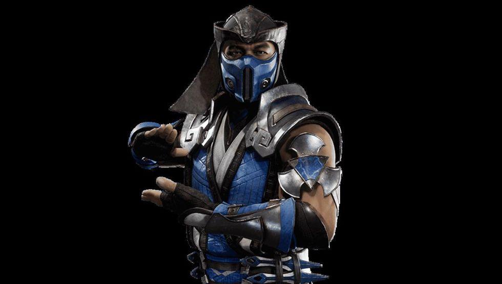 The Raid-skådis hoppar på Mortal Kombat som Sub-Zero