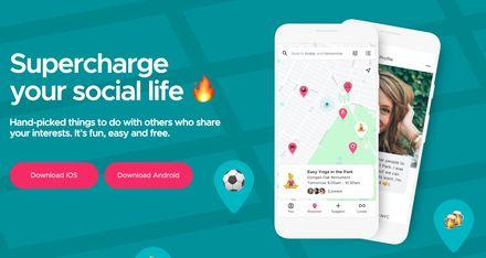 sociala nätverk dating apps för Android
