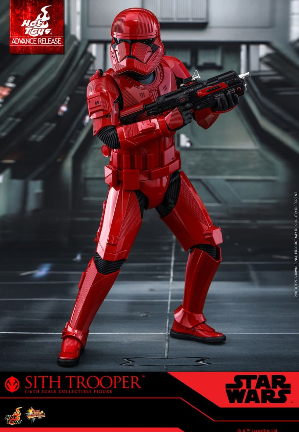 En första titt på Star Wars Sith Troopers