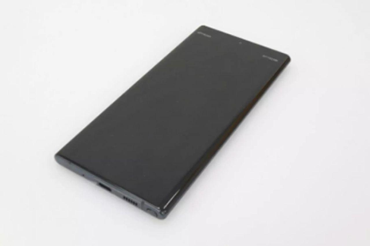 Samsung Galaxy Note 10 fimpar hörlursingången