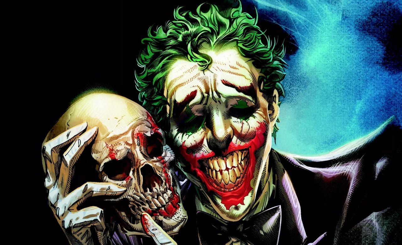 John Carpenter skriver Joker-serietidning