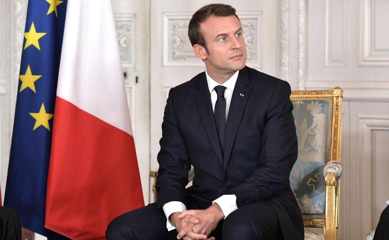 Frankrike ska skapa militär rymdstyrka