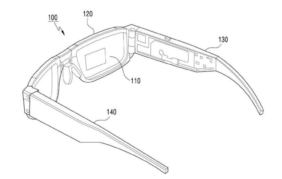 Samsung ryktas jobba på AR-glasögon