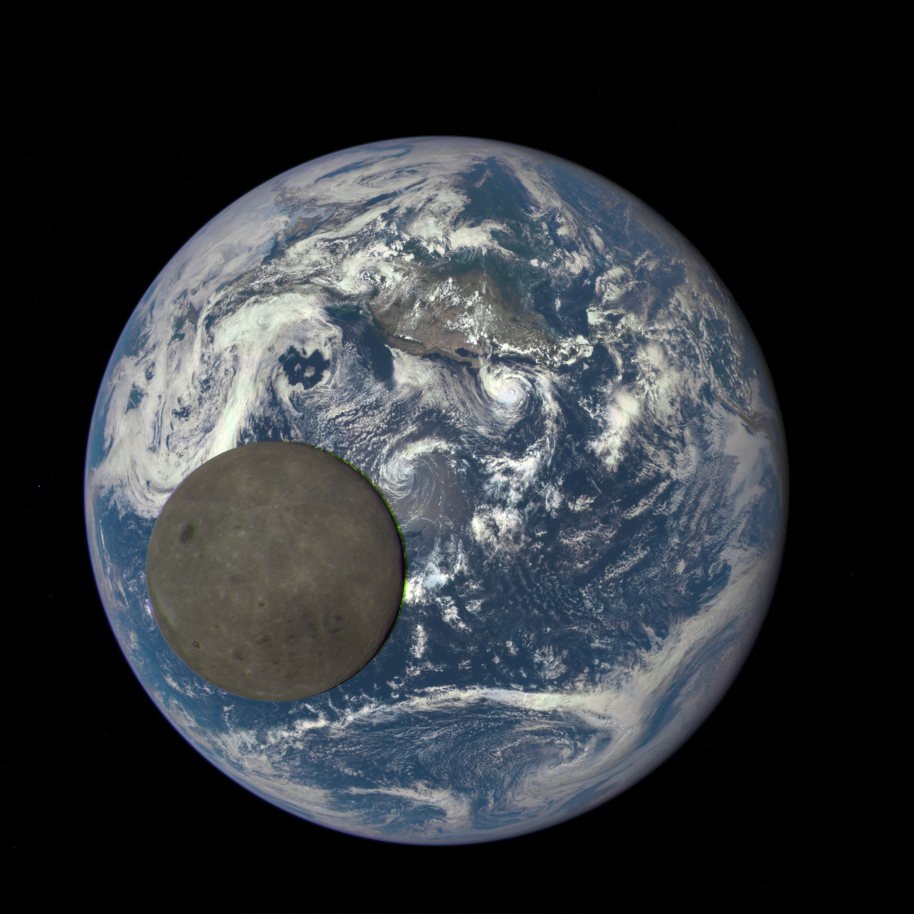 USA siktar på att bygga teleskop på månens baksida