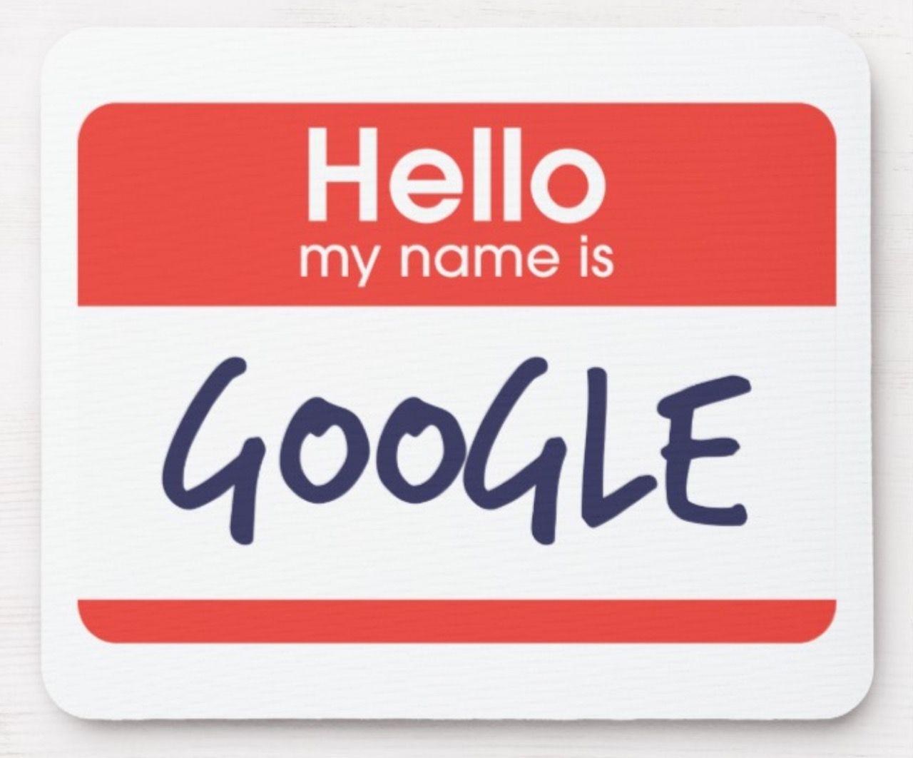 Föräldrar döper sin son till Google