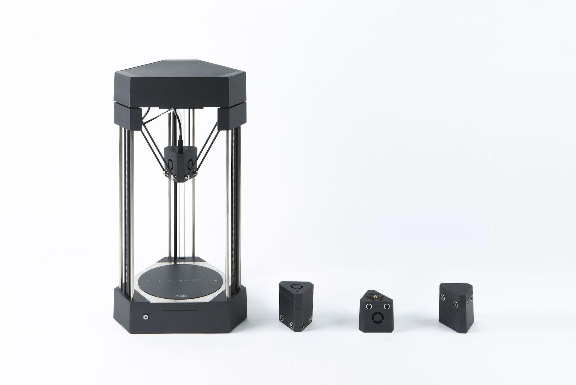 3D-skrivaren som gör en massa annat skoj!