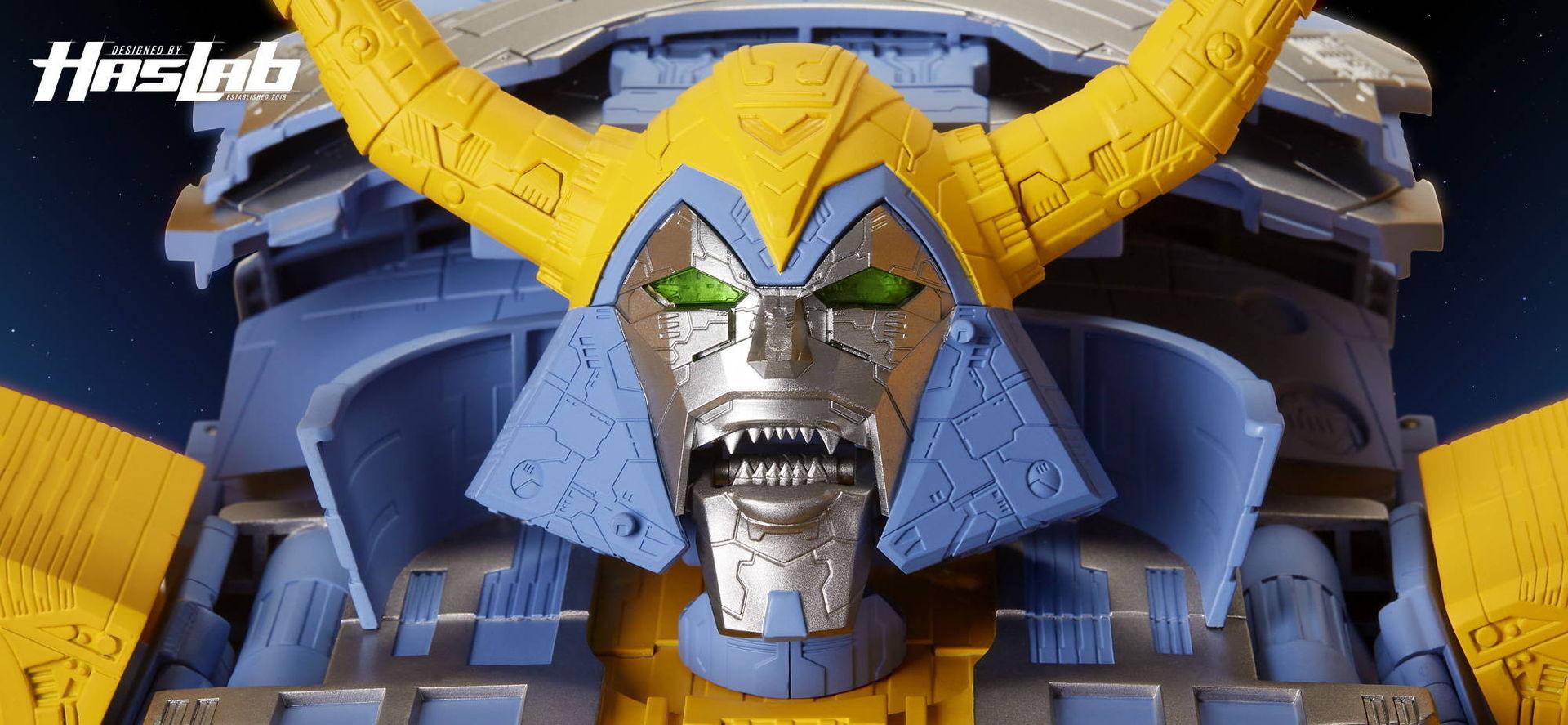 Hasbro crowdfundar Transformers-leksak