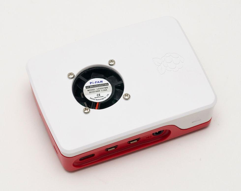 Behöver Raspberry Pi 4 en fläkt?