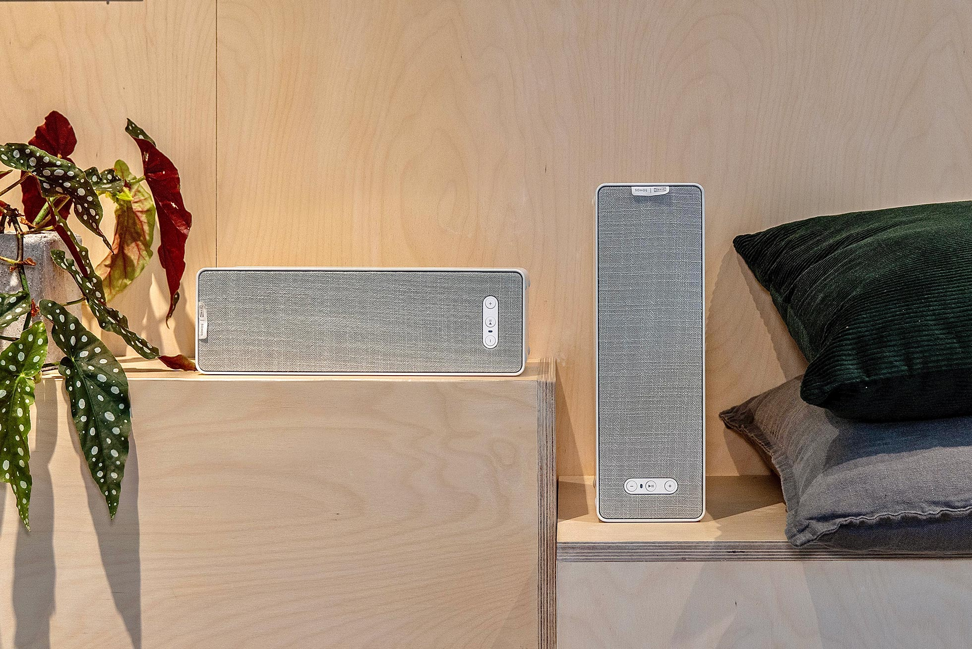 Vi har testat IKEA och Sonos Symfonisk högtalare! Intressant
