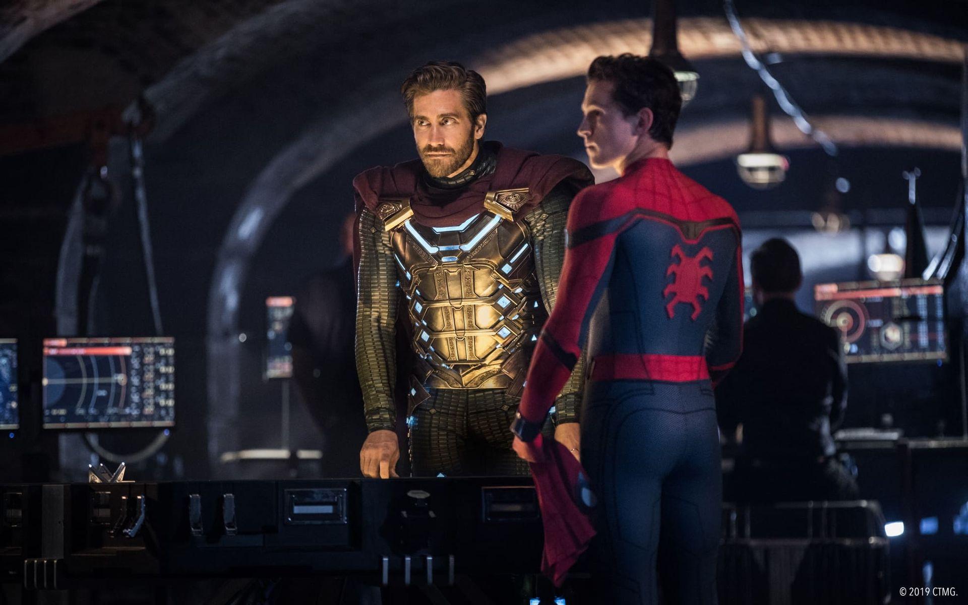Jag har sett Spider-Man: Far From Home