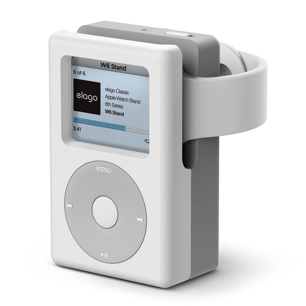 Gör om din Apple Watch till en iPod