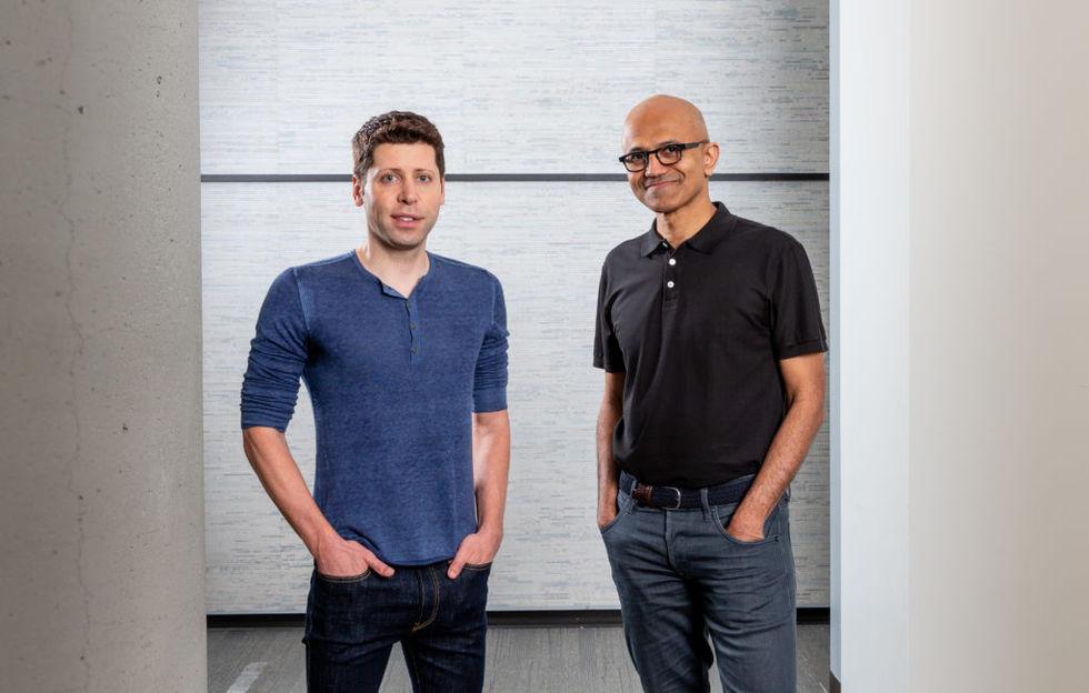 Microsoft investerar 1 miljard dollar i OpenAI