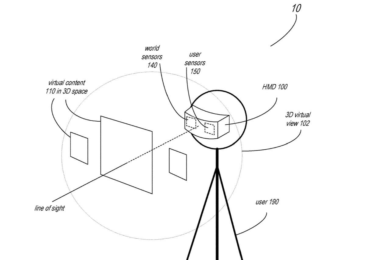 Apple ansöker om patent för mixed reality-headset